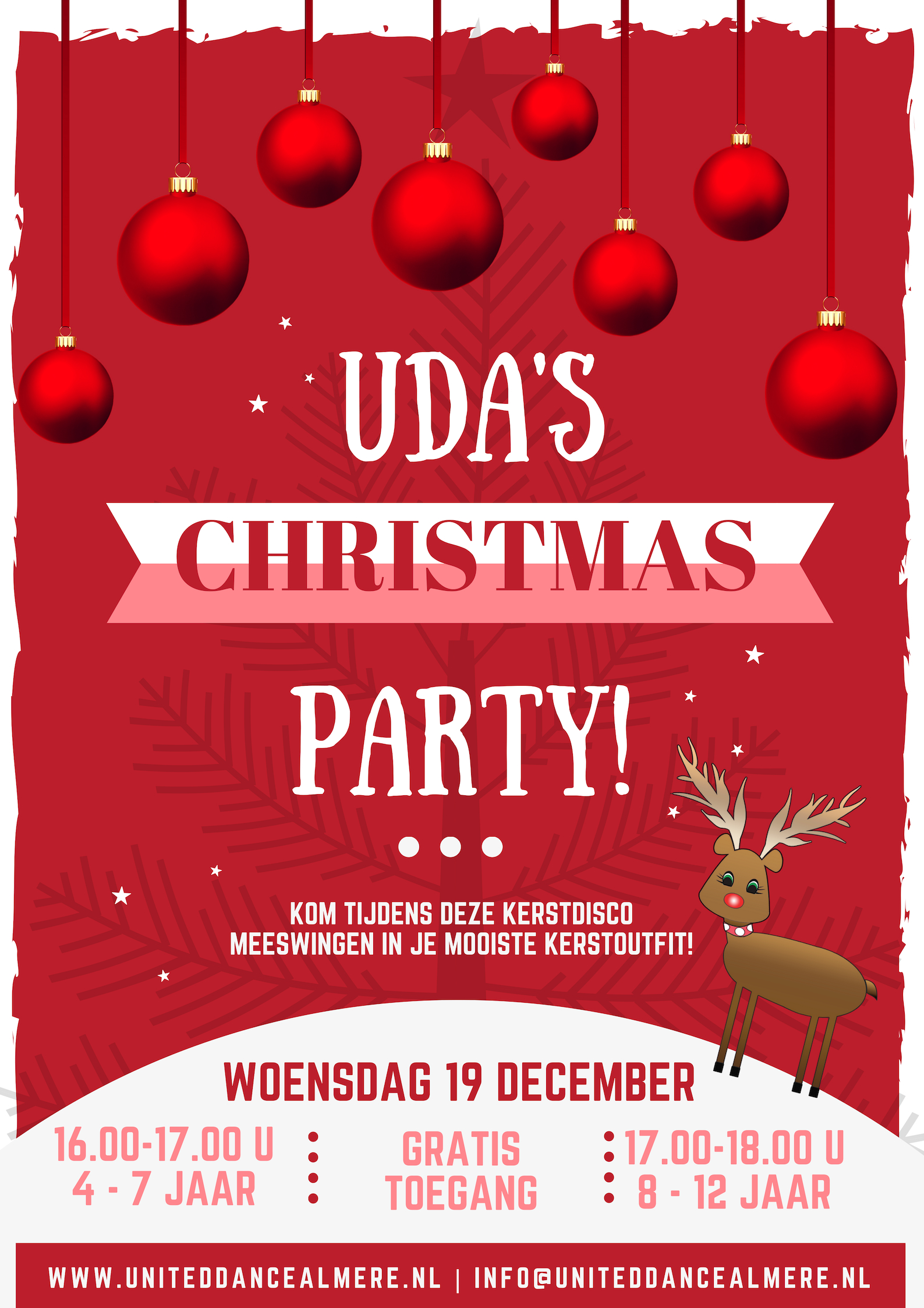 UDA's Christmas Party!